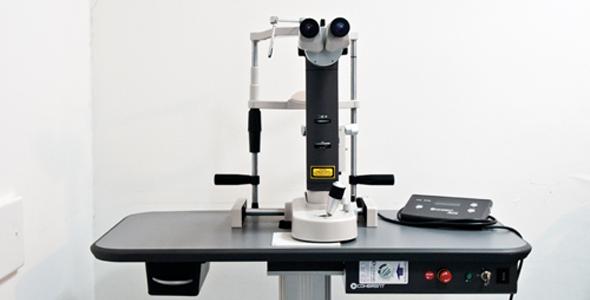 Tretman YAG laserom